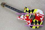 Prs вводят в моду/Mahogany тело & шея/гитара Afanti электрическая (APR-066)