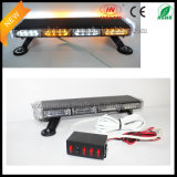 Mini de alumínio Safety Lightbar com Alley Lights e Work Lights