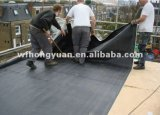 EPDM Vulcanized 1.2-2.0mm Waterproof a membrana com Anti-UV