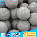 Los media de pulido de la venta directa de la fábrica echados y forjaron la bola de acero de pulido