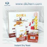 Levedura seca instantânea ativa ou alta de açúcar