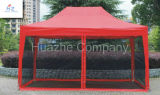10ft X 15ft (3X4.5m) Folding Gazebo/Canopy Pop up Tent Easy up Gazebo