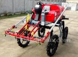 Pulverizador automotor do crescimento da névoa da exploração agrícola do TGV do tipo 4WD de Aidi para o campo de almofada