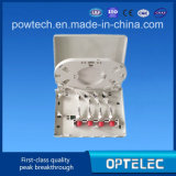 Wand-Typ Verteilung des 4port Faser-optische Änderung- am Objektprogrammpanel-ODF