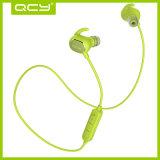 검정에 있는 좋은 품질 Qy19 소형 무선 Bluetooth 헤드폰