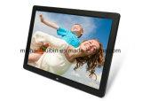 17inch LCD 1080P HDスクリーンの壁に取り付けられた広告ビデオプレーヤー(HB-DPF1702)
