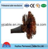 Cabo da soldadura, especificações do cabo da soldadura, cabo da soldadura do PVC. 90mm