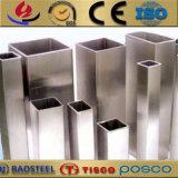 中国は316ti 310Sのステンレス鋼の正方形の管の製造を溶接した