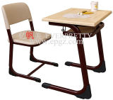 Cadeira de tabela do estudante da mobília de escola única