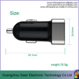 Eco Friendly 24V Dual Car Charger mit Cable
