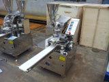 160 Eelectric automatischer Edelstahl gedämpftes angefülltes Brötchen, das Maschine herstellt