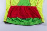 L'OEM progetta la Jersey per il cliente di riciclaggio tagliata corsa sublimata Anti-UV