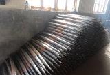 Pilha de solda galvanizada do parafuso