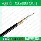 RG6 кабель охвата испытанный 3GHz CATV коаксиального кабеля 90%