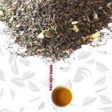 Tè verde del tè cinese del gelsomino con il fiore di Jamine