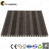 合成のDeckingに床を張る木製のプラスチックWPC