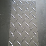 Flooringのための3003 H22 5 Bars Aluminium Checker Plate Sheet