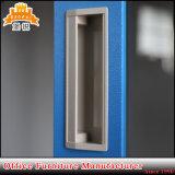 StahlKd 2 Tür-schiebender Glasaktenschrank