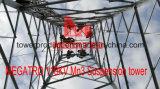 Torretta della sospensione di Megatro 110kv Mn3