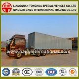 Remorque de camion de Van Type Semi d'aile d'Opening Insulated