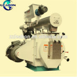 Poultry Feed를 위한 수평한 Ring Die Pellet Machine