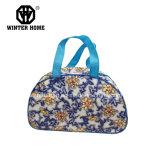 [بفك] طبق مستحضر تجميل حقيبة بنية حقيبة لأنّ بنات, [بش] حقيبة
