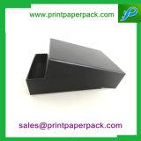Deux parties de carton de cadre de papier d'emballage/boîte-cadeau rigides