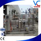 Edelstahl-Milch-Asepsis-Rohr-Pasteurisierung-Gerät