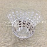 Disposable Plastic Clear Printed Cup Cake Serves Cup