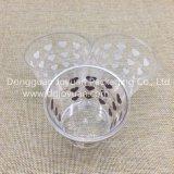 처분할 수 있는 플라스틱 명확한 인쇄된 컵 케이크 디저트 컵