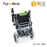 Super léger Facile Foldable Electric Power Wheelchair