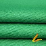 Gestricktes PolyesterSpandex Lycra elastisches Gewebe für Sportkleidung-Eignung (LTT-MZD#)