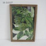 Wand-Aufhängung mit natürlichem Holzrahmen der Farbanstrich-Abbildungen