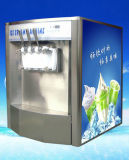 Edelstahl-weiche Eiscreme-Maschine mit Cer