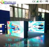 Visione mobile della visualizzazione del Palo LED del semaforo