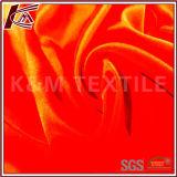 Enが付いている染められたスパンデックスの皮友好的な絹ファブリックロール