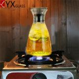 Чайник популярного высокого боросиликата теплостойкmNs ясный стеклянный/стеклянный холодный чайник воды кувшина питчера опарника создателя кофеего Brew/стекла холодной воды
