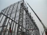 販売のための軽い構築の鉄骨構造の金属の研修会の建物