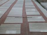 Естественный белый мрамор Serpenggiante для плитки/сляба/встречной верхней части/верхней части/Worktop кухни