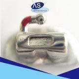 Tubos molares Bondable de la ortodoncia