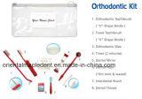 Jogos dentais de Orthodotnic do Toothbrush com cera