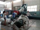 Macchina di riciclaggio di plastica per la pellicola del PE dei pp o i sacchetti tessuti