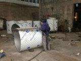 アジテータが付いている混合タンク3つの層のステンレス鋼の