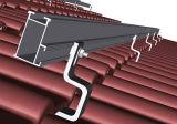 Кронштейн нержавеющей стали крыши плитки солнечный