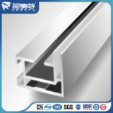 Profil en aluminium anodisé personnalisé du bâti de panneau en aluminium de l'électricité