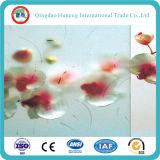 4-10mm keine Figureprint Säure ätzten Glas (bereiftes Glas)