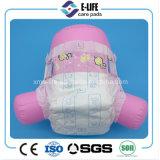 Magisches Band-weiche elastische Taillen-Baby-Windel mit preiswertem Preis