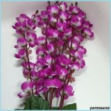 Flores artificiales de seda baratas para los comerciantes caseros de la decoración de la boda