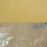 Vorgestrichenes Aluminium geknittertes Muster-Blatt