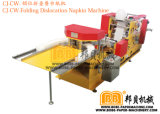 A máquina deDobramento do guardanapo da deslocação, máquina de papel, forra a maquinaria, máquina do guardanapo